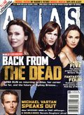 Alias: The Official Magazine (2003 Titan) 11A