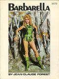 Barbarella GN (1968 Grove Press) 1st US Edition 1-1ST