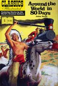 Classics Illustrated Around the World in 80 Days GN (2011) 1-1ST