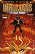 Inhumans Attilan Rising TPB (2015 Marvel) Secret Wars: BattleWorld 1-1ST