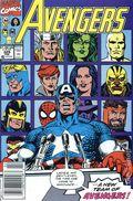 Avengers (1963 1st Series) Mark Jewelers 329MJ