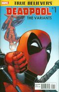 True Believers Deadpool Variants (2016) 1A