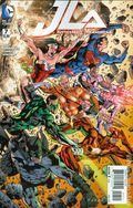 Justice League of America (2015) 7A