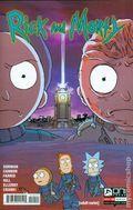 Rick and Morty (2015 Oni Press) 10A