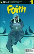 Faith (2016 Valiant 1st Series) 1A