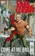 Old Man Logan (2016 Marvel) 1C