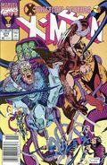 Uncanny X-Men (1963 1st Series) Mark Jewelers 271MJ