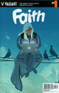 Faith (2016 Valiant 1st Series) 1G
