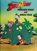 DuckTales Dinosaur Ducks and Jungle Duck HC (1989 Mallard Press) 1-1ST