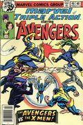Marvel Triple Action (1972) Mark Jewelers 46MJ