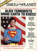Daily Planet Special Edition (1981 Random House) Superman II Movie 1