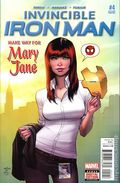 Invincible Iron Man (2015 2nd Series) 4C