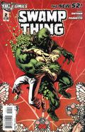 Swamp Thing (2011 5th Series) 2B