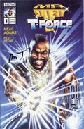 Mr. T and the T-Force (1993) 1ADVCOMIC