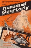 Autoduel Quarterly (1983 Steve Jackson Games) Vol. 4 #1