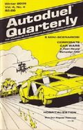 Autoduel Quarterly (1983 Steve Jackson Games) Vol. 4 #4