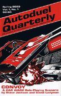Autoduel Quarterly (1983 Steve Jackson Games) Vol. 1 #1