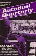 Autoduel Quarterly (1983 Steve Jackson Games) Volume 1, Issue 4