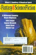 Magazine of Fantasy and Science Fiction (1949-Present Mercury Publications) Vol. 115 #6