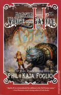 Agatha H and the Voice of the Castle SC (2016 Airship Entertainment) A Girl Genius Novel 1-1ST