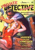 Private Detective Stories (1937-1950 Trojan Publishing) Pulp Vol. 1 #1