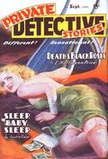 Private Detective Stories (1937-1950 Trojan Publishing) Pulp Vol. 1 #4