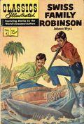 Classics Illustrated 042 Swiss Family Robinson 12