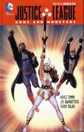 Justice League Gods and Monsters HC (2016 DC) 1-1ST