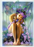 Fairy Song SC (2006 SQP) A Gallery of Fairies, Spirits, and Nymphs 1-1ST