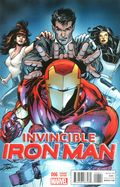 Invincible Iron Man (2015 2nd Series) 6C