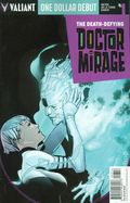 Death Defying Dr. Mirage (2014 Valiant) 1OD
