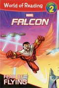 World of Reading: Falcon - Fear of Flying SC (2015 Marvel Press) Level 2 1-1ST