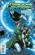 Green Lantern (2011 4th Series) 49A