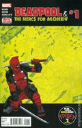 Deadpool and The Mercs for Money (2016 Marvel 1st Series) 1A