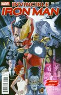 Invincible Iron Man (2015 2nd Series) 6D