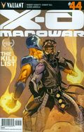 X-O Manowar (2012 3rd Series Valiant) 44B