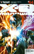 X-O Manowar (2012 3rd Series Valiant) 44A
