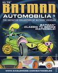 Batman Automobilia: The Definitive Collection of Batman Vehicles (2013- Eaglemoss) Figurine and Magazine #79