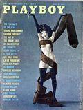 Playboy Magazine (1953-Present HMH Publishing) Vol. 8 #4