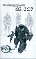 Sketchbook Concepts G.I. Joe (2009 Robert Atkins Art) 1
