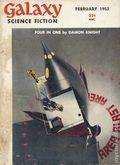 Galaxy Science Fiction (1950-1980 World/Galaxy/Universal) Vol. 5 #5