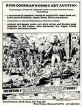 Russ Cochran's Comic Art Auction Catalog (1980 Russ Cochran) 1