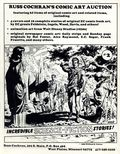 Russ Cochran's Comic Art Auction Catalog (1980 Russ Cochran) 2