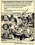 Russ Cochran's Comic Art Auction Catalog (1980 Russ Cochran) 5
