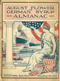 August Flower German Syrup Almanac (1915 G.G. Green) 1