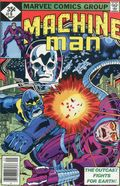 Machine Man (1978 1st Series) Whitman Variants 6