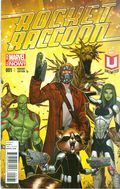 Rocket Raccoon (2014 2nd Series) 1K