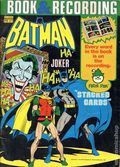 Batman Book and Record Set (1975 Power Records/Peter Pan) 27BR