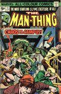 Man-Thing (1974 1st Series) UK edition 18UK