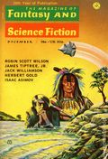 Magazine of Fantasy and Science Fiction (1949-Present Mercury Publications) Pulp Vol. 45 #6